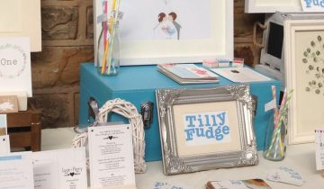 Tilly Fudge Stationary